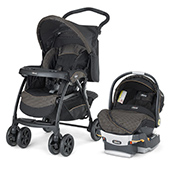 Cortina Minerale Travel System - Car Seat and Stroller Cleaning