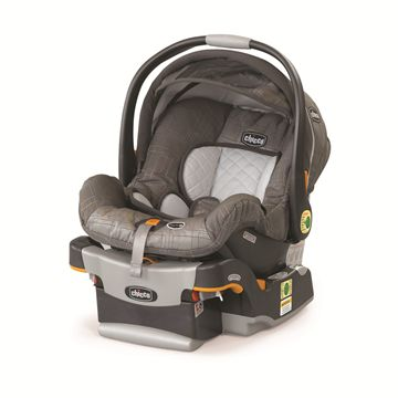 KeyFit® Infant Car Seat - Cubes