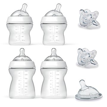 NaturalFit Baby's First Gift Set